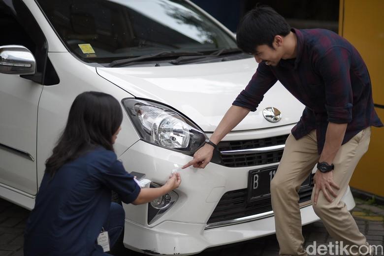 Ilustrasi Asuransi mobil Foto: Garda Oto
