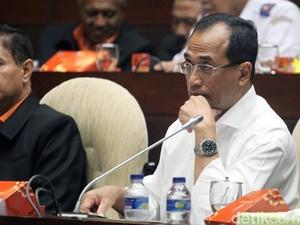 Menhub Budi Karya Jalani Pemeriksaan Jadi Saksi di KPK