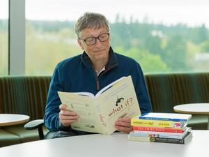 Ternyata Ini Hobi Bill Gates yang Membuatnya Pintar