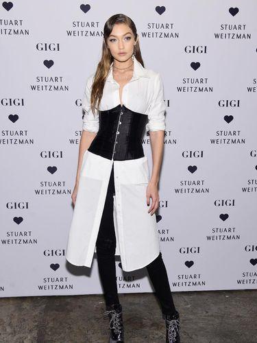 Gigi Hadid.