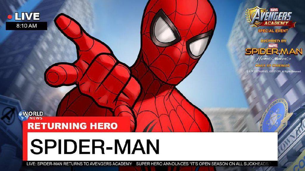 Serunya Beraksi Jadi Spider-Man di 5 Game Keren Ini
