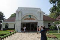 Tampak depan Museum Pusaka Keraton Kasepuhan (Fitraya/detikTravel)