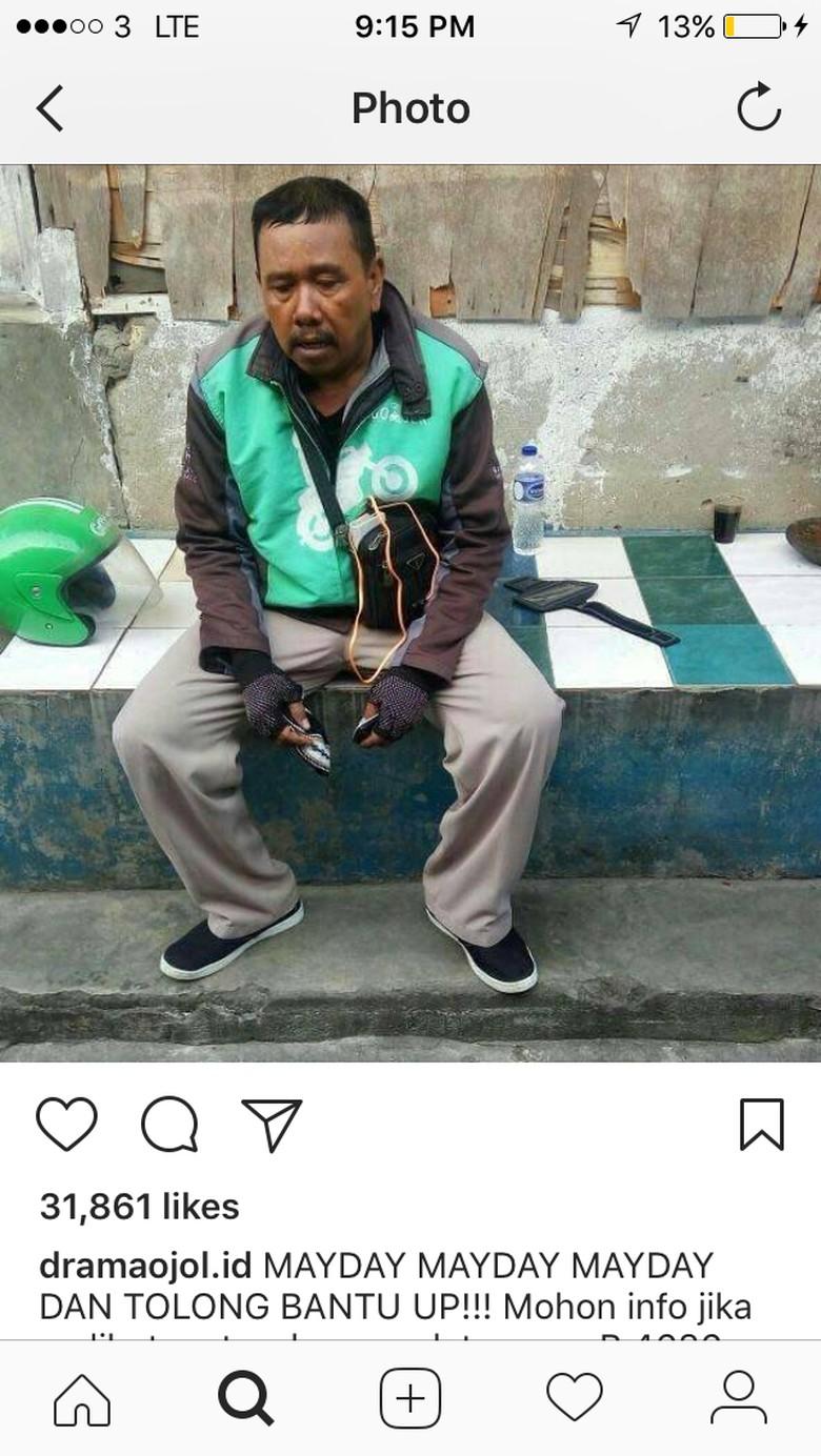 Tukang Ojek Online Dikabarkan Jadi Korban Hipnotis di Jakarta Timur
