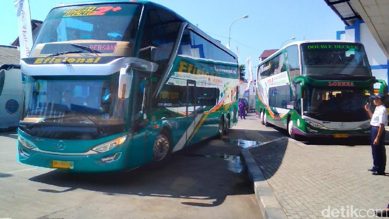 Direktorat Perhubungan Darat Kementerian Perhubungan (Kemenhub) meluncurkan bus tingkat atau bus double dacker Antar Kota Anta Provinsi (AKAP) pertama di Indonesia.