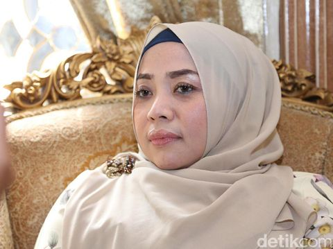 Andi Soraya Tahu-tahu Hamil 4 Bulan, Muzdhalifah Dipolisikan Khairil Anwar