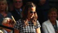 Cerita Pippa Middleton Tetap Main Tenis di Trimester 2 Kehamilan