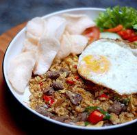 Nasi goreng masuk urutan kedua makanan terenak dunia.