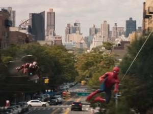 Kostum Spider-Man: Far from Home Sama Seperti di Homecoming