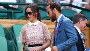Asyiknya Pippa Middleton dan Suami Nikmati Babymoon di Italia