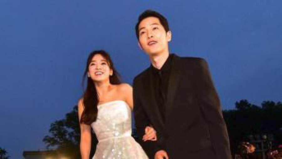 Perceraian Song Joong Ki-Song Hye Kyo, Isyana hingga Iko Uwais