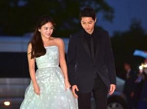 Para Tamu yang Hadir di Pernikahan Song Joong Ki dan Song Hye Kyo
