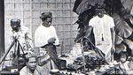Potret Kaki Lima di Masa Kolonial Belanda