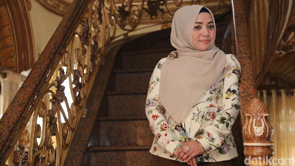 Menaksir Harga Rumah Mewah Milik Muzdhalifah?