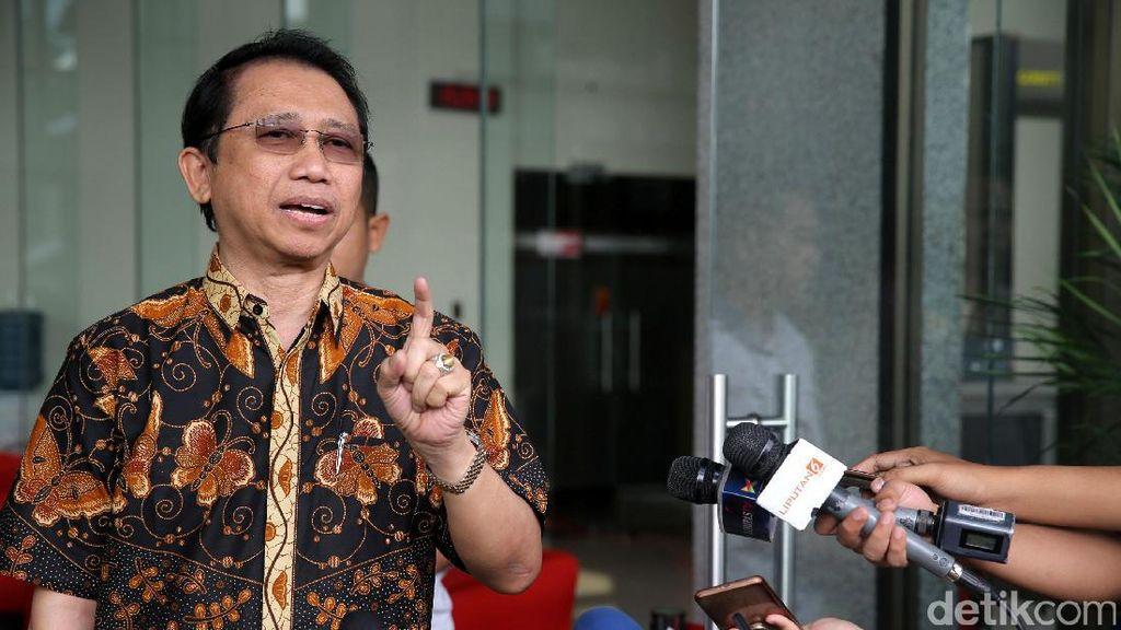 Marzuki Alie dan Aryo Djojohadikusumo Merapat ke Rumah Prabowo