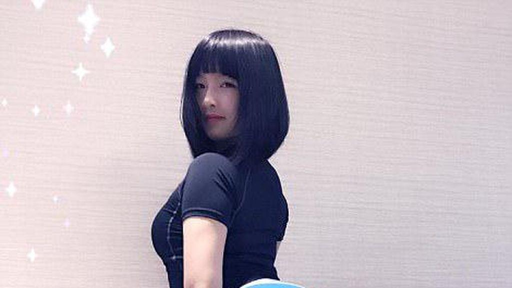 Inilah Gao Qian, Wanita dengan Bokong Terindah di China