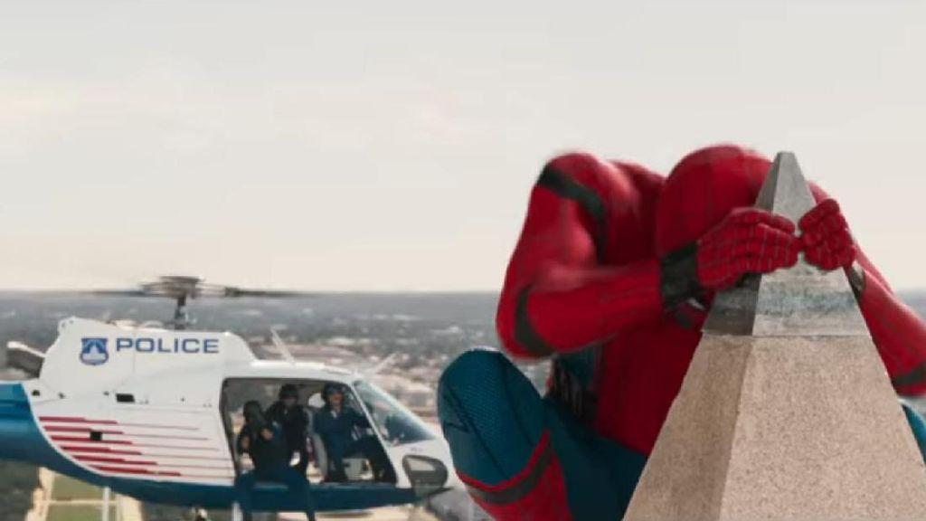 Ini Monumen yang Jadi Lokasi Syuting Spider-Man: Homecoming