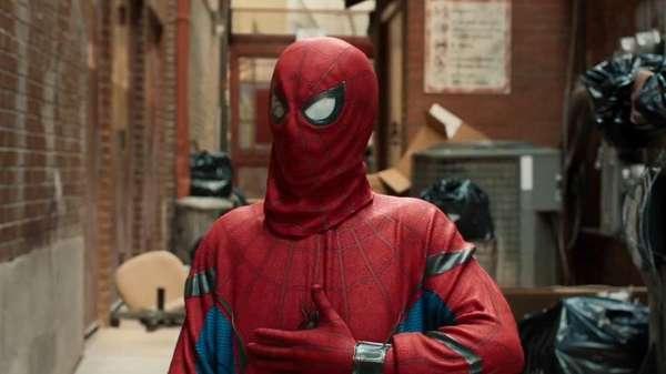 Adegan-adegan Lucu Spider-Man: Homecoming