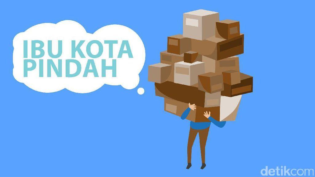 Jokowi Mau Pindahkan Ibu Kota, Gerindra: Jangan Boros Demi Pencitraan