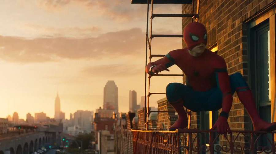 Adegan-adegan Lucu Spider-Man: Homecoming
