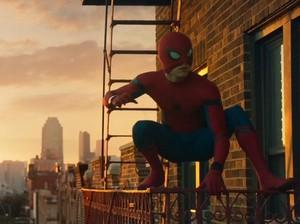Sudah Nonton Spider-Man? Tebak Adegan Tom Holland Berikut Ini