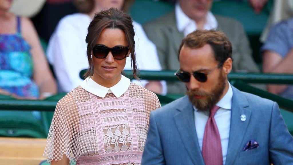 Aktifnya Pippa Middleton, Kuat Bawa Tas Belanjaan Saat Hamil