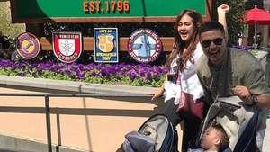 Main ke Kampung The Simpsons Bareng Keluarga Sissy Prescillia Yuk!
