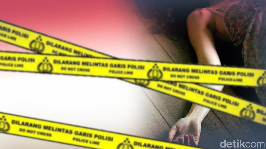 Mayat Perempuan Nyaris Bugil Tergeletak di Tengah Sawah Karawang