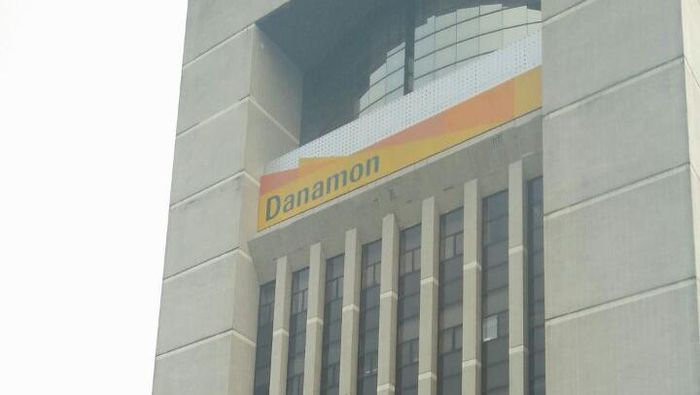 Foto: Bank Danamon di Matraman