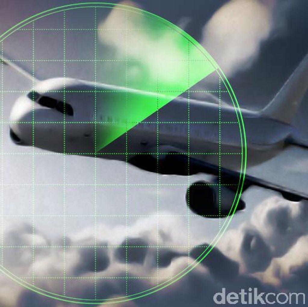 Jet Pribadi yang Ditumpangi Pesepakbola Argentina Belum Ditemukan