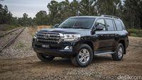 Soal Mobil Impor, Toyota Hati-hati Tentukan Kenaikan Harga