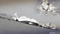 Perahu Terbalik, 3 Wisatawan Tewas di Bendungan Cikoncang Lebak
