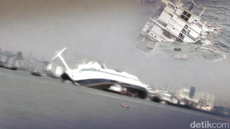 Kapal Feri Tenggelam di Irak, 40 Orang Tewas