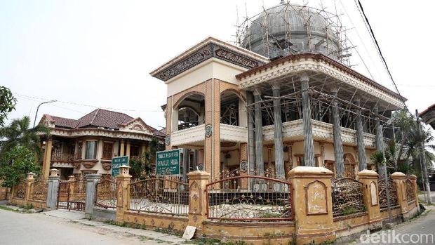 Rumah Akan Dijual, Muzdalifah Tak Permasalahkan Makam Suami