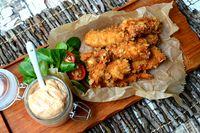 Di balik kriuk renyah 39 fried chicken 39 ada 10 fakta menarik for Ada s fish fry