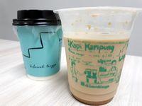 Mencicip 5 Es Kopi Susu Racikan Kedai Kopi Kekinian di Jakarta