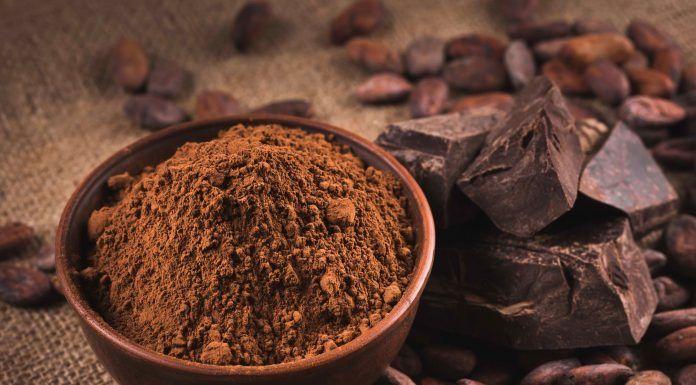 bubuk coklat penambah energi