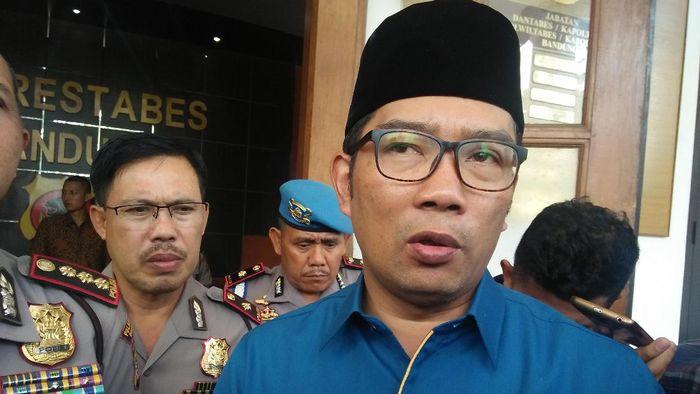 Ridwan Kamil menyebut pembangunan sirkuit baru sedang berfoksu perizinan. Foto: Dony Indra Ramadhan