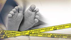 Diduga Dibuang, Mayat Bayi Ditemukan di Bawah Jembatan Karanganyar