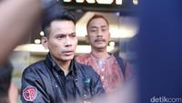 Sebelumnya Aris sudah berkonsultasi ke Polda Metro Jaya tapi saat itu urung resmi memperkarakan Ihsan. Foto: Hanif Hawari