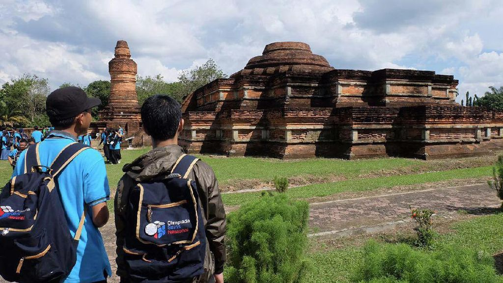 Sisa Peninggalan Sriwijaya yang Mengesankan