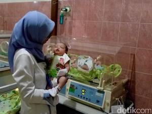 Pilih Tanggal Cantik, 4 Bayi di Mojokerto Dilahirkan dengan Caesar
