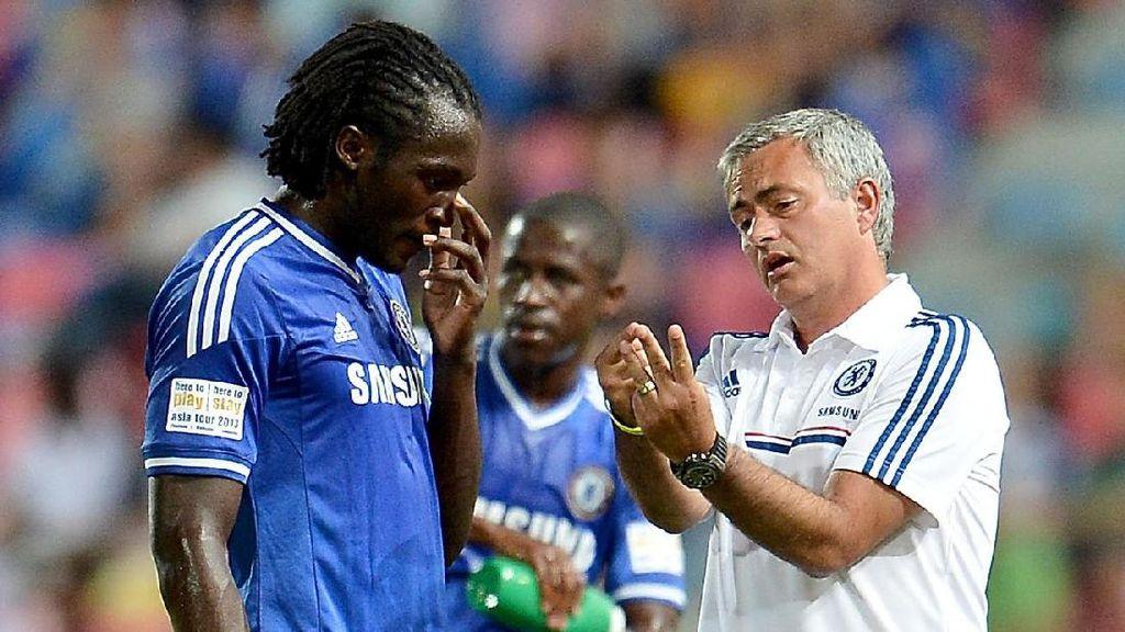 Lukaku Mempertaruhkan Masa Depannya di Tangan Mourinho