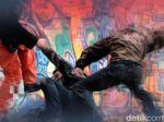 Polisi Tangkap 45 Pelaku Penyerangan Anggota TNI dan Polisi di Jambi