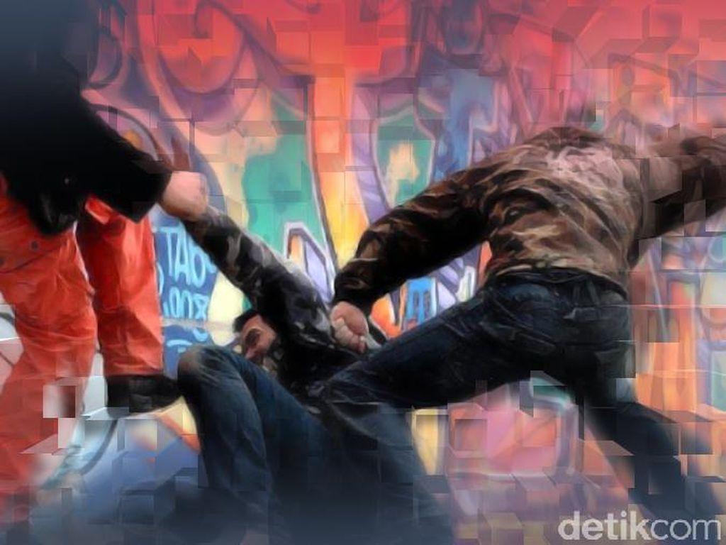 Ini Pemicu Kejadian Horor Pembacokan di Sukabumi