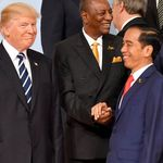 Jokowi-Trump Mau Bertemu Bahas Ibu Kota Baru RI