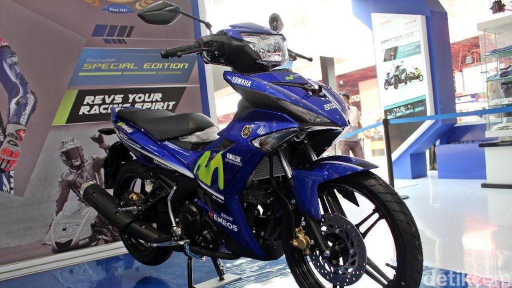 Jualan Motor Bebek Ngos-ngosan, Yamaha: Masih Laku di Daerah