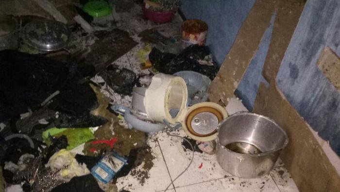 Ledakan Bom Panci di Bandung