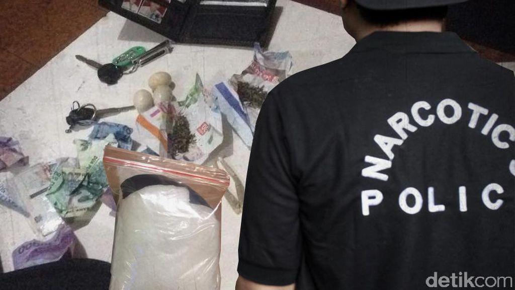 Razia Narkoba di Pekanbaru, Polisi Temukan Pasangan Mesum