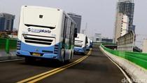 Jejak Sekongkol Tender Bus Transj hingga Didenda Rp 68 Miliar