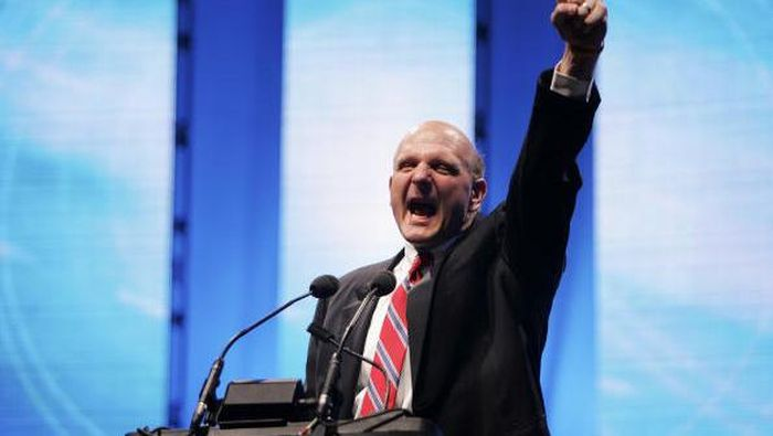 Steve Ballmer. Foto: Getty Images